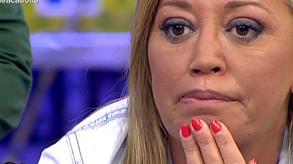 "Belén Esteban, a Raquel Bollo: ""Esa chulería tampoco te la voy a consentir"""