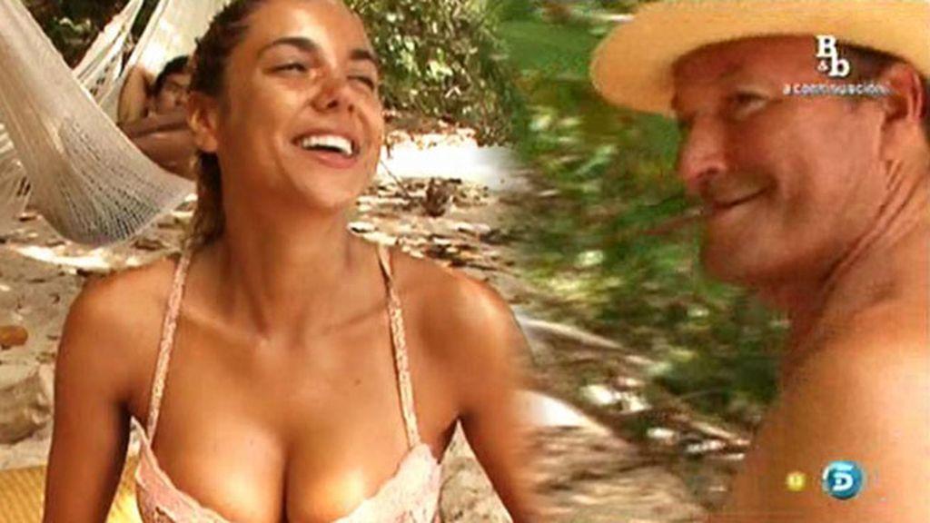 """Viviana, a Rosa Benito: """"¿Qué te parece si empiezo una relación con tu exmarido?"""""""