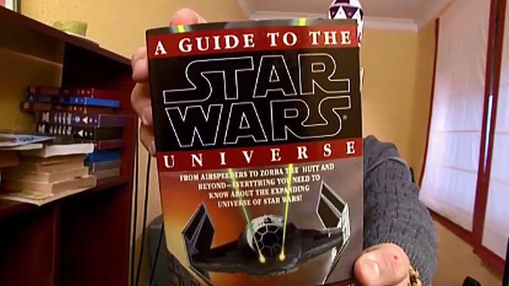 Vendo: enciclopedia de 'Star Wars' en inglés