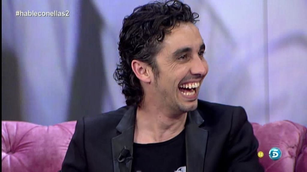 """Canco Rodríguez: """"Empecé estudiando periodismo pero me enamoré del teatro"""""""