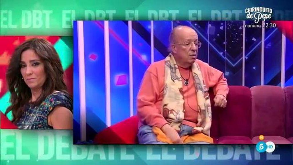 El Súper comunica a los concursantes el abandono de Carmen López