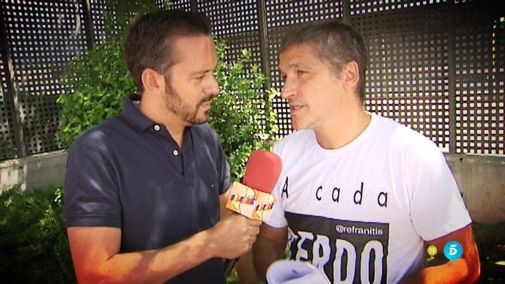 """Gustavo González: """"El padre de Christopher ha sido detenido en varias ocasiones"""""""