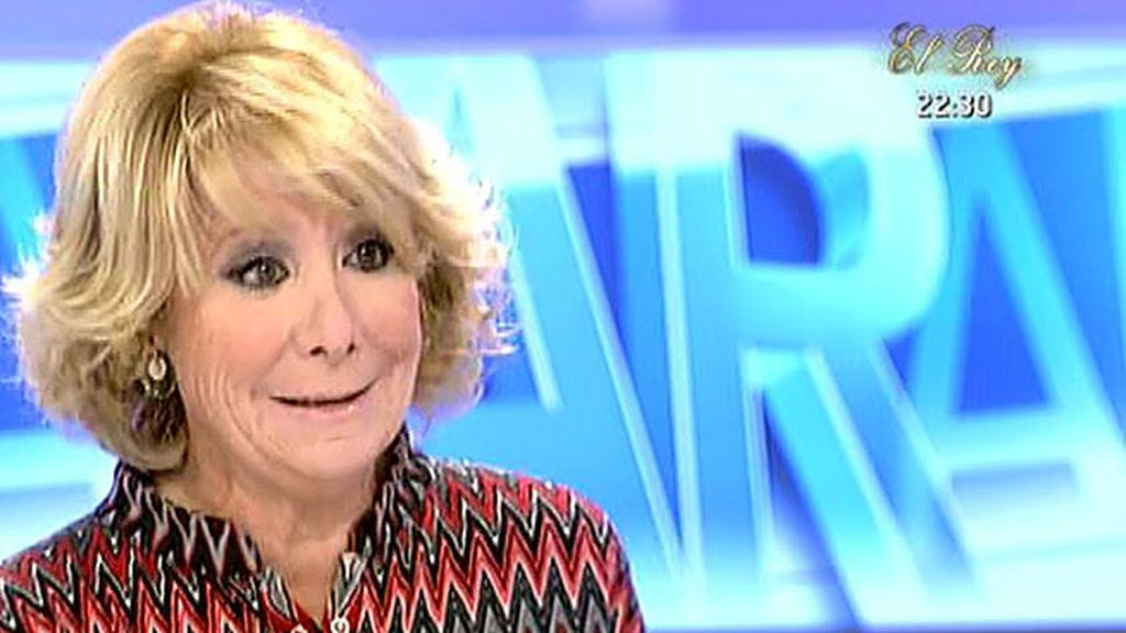 """Aguirre: """"Podemos es la opción que tiene la ideología más antigua y nefasta del mundo"""""""