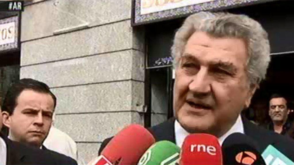 """Jesús Posada: """"Suárez representa una política de buscar acuerdos y de consenso"""""""