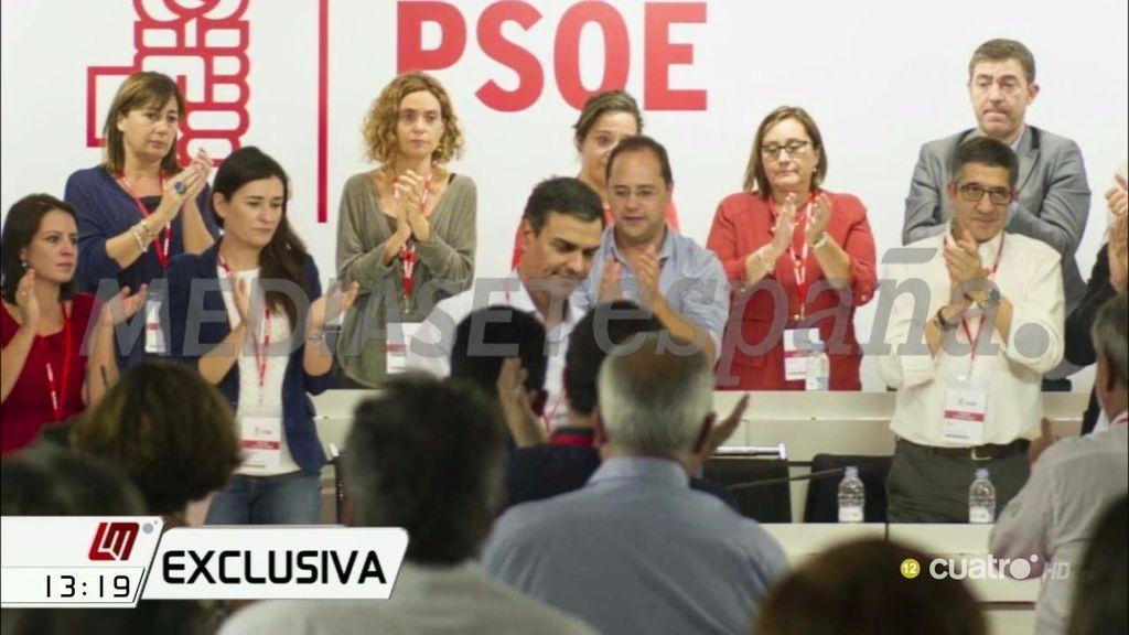 'Las Mañanas de Cuatro' adelantan lo que no se vio del Comité Federal del PSOE