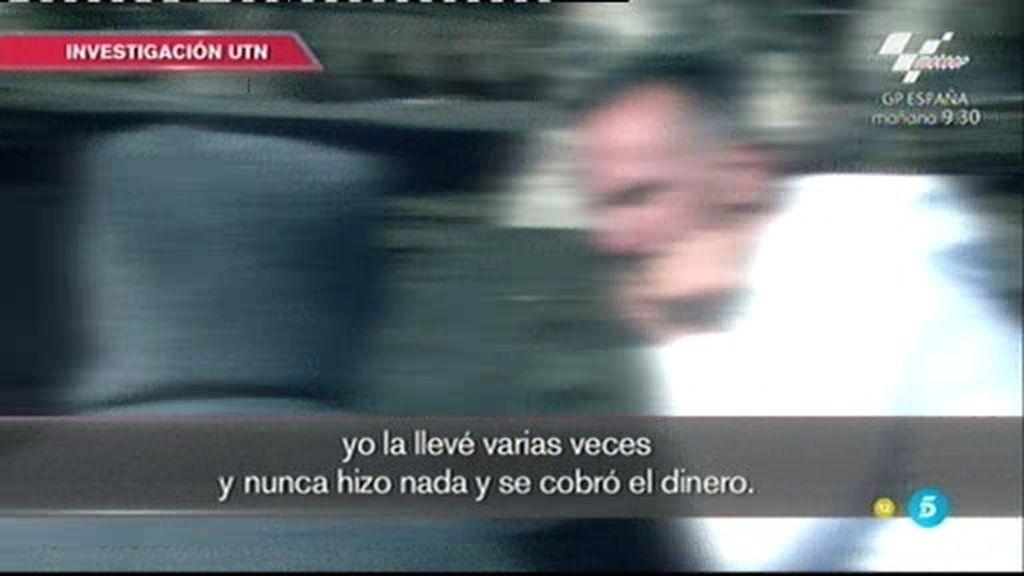 Las declaraciones en exclusiva de estafados por los curanderos, en 'UTN'