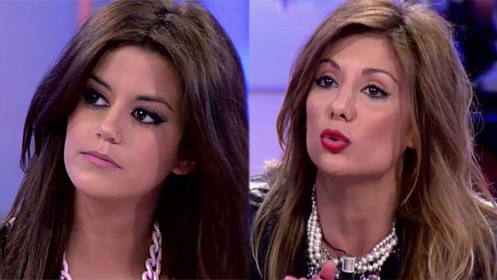 """Lola: """"No conocía a Álvaro, lo conocí esa noche y pasó lo que pasó"""""""