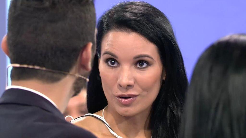 Arantxa, una camarera valenciana