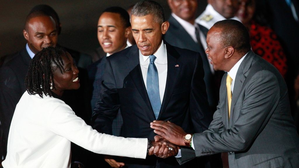 Obama Kenia