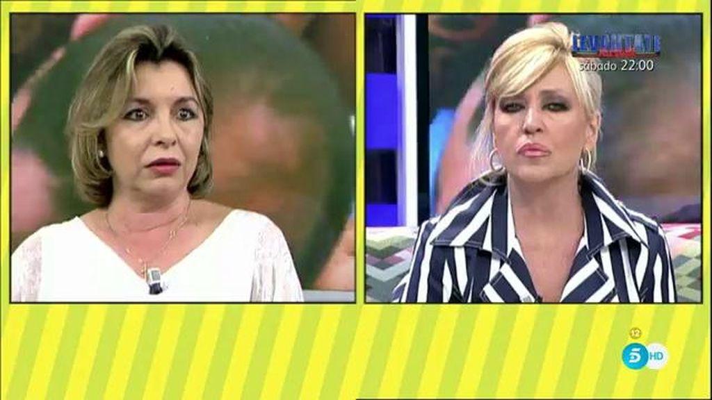 """Mª José, madre de A. Tejado: """"Le duele una uña y se cree que se le va a caer el brazo"""""""