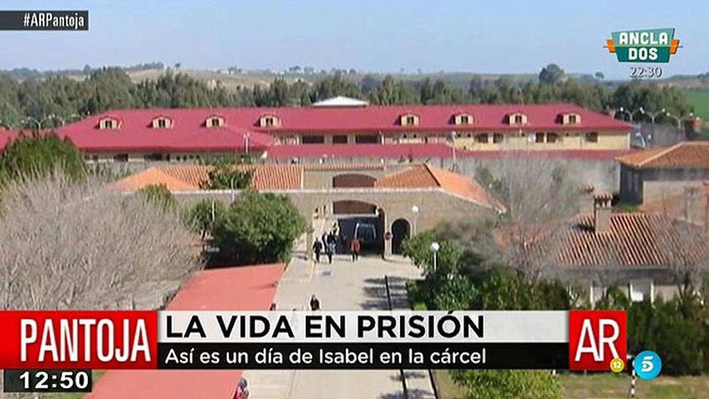 Así ha sido el día a día de Isabel Pantoja en la prisión de Alcalá de Guadaíra