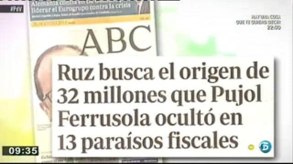 Jordi Pujol Ferrusola comparecerá ante el juez Ruz el 15 de septiembre