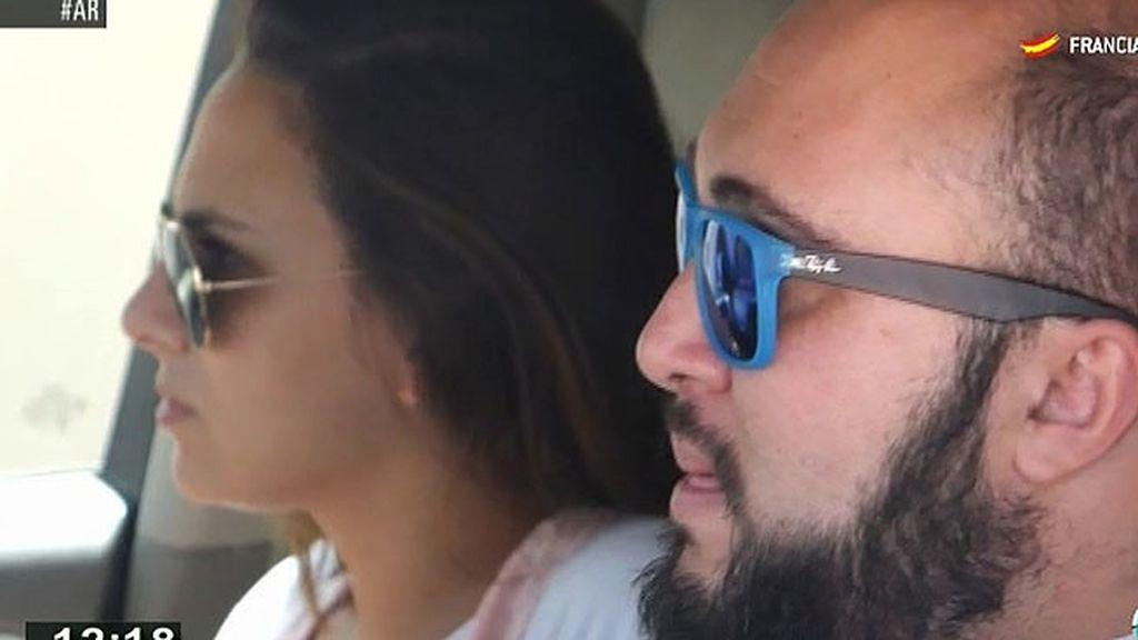 """Kiko Rivera, al recoger a su hijo en casa de Jessica: """"No entro ahí ni aunque me paguen"""""""