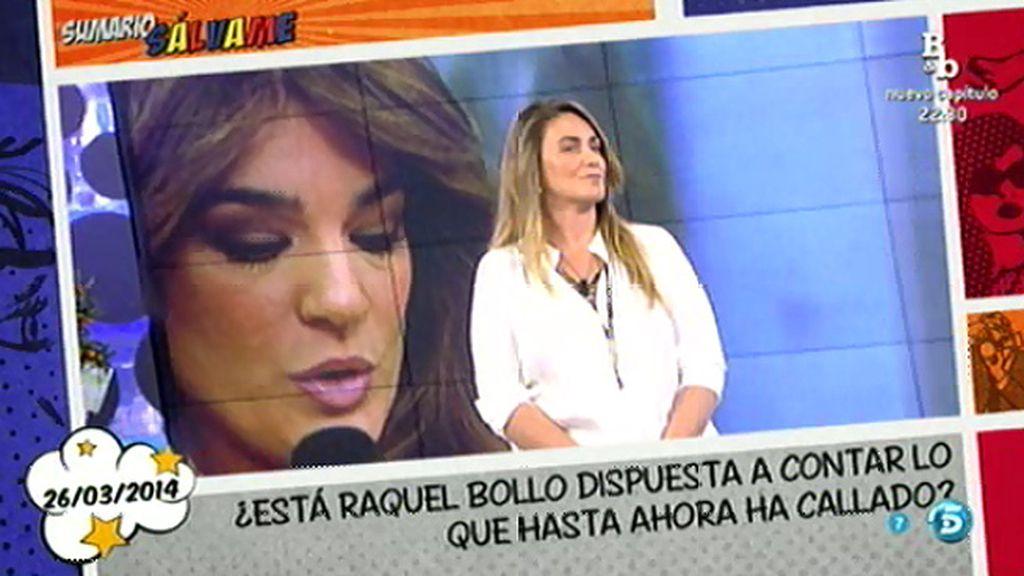 ¿Qué calla Raquel Bollo sobre Aguasantas?