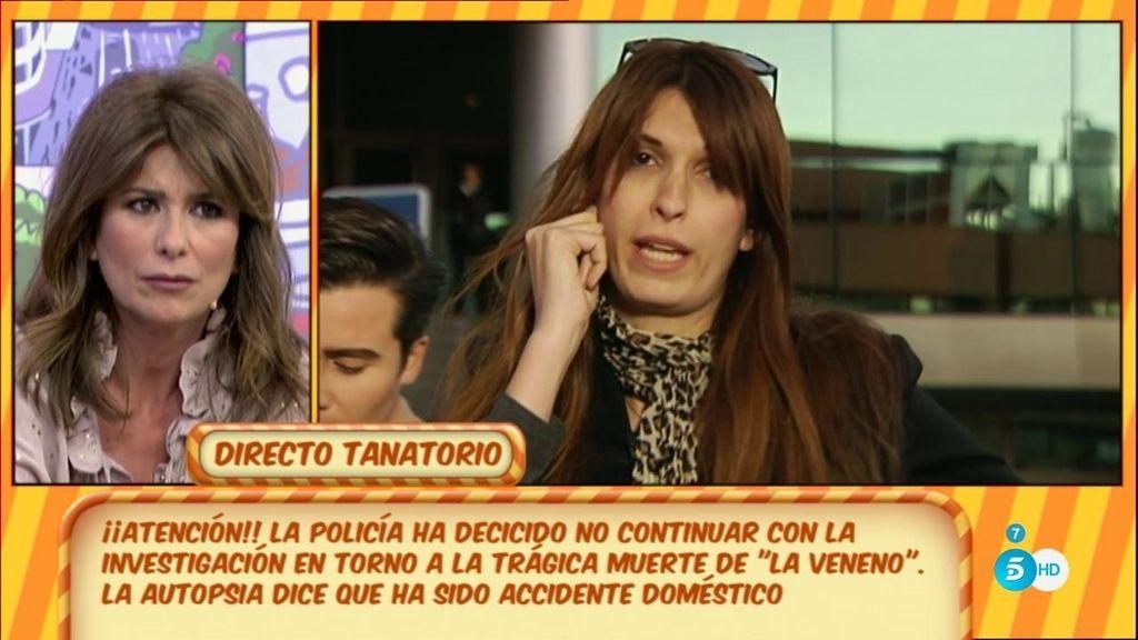 """Valeria, amiga de La Veneno: """"Fue muy infeliz, pero tenía grados de felicidad"""""""