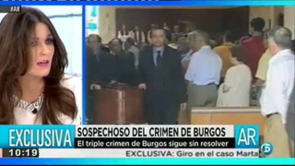 El sospechoso del crimen de Burgos estaba enemistado con Salvador Barrio