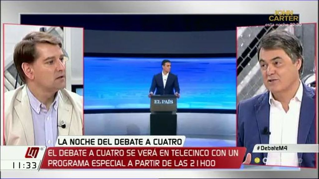 """Carlos Rojas (PP): """"Todo el mundo ha ido contra Rajoy"""""""