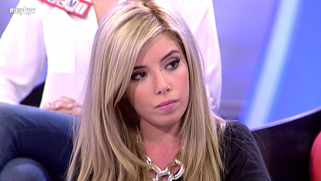 """Rocío: """"Estoy pensando en irme"""""""