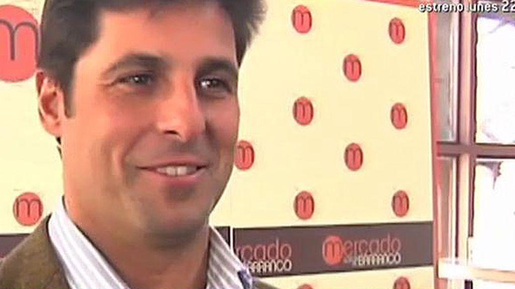 """Francisco Rivera: """"No voy a dejar que vuestro mundo se meta en el mío"""""""