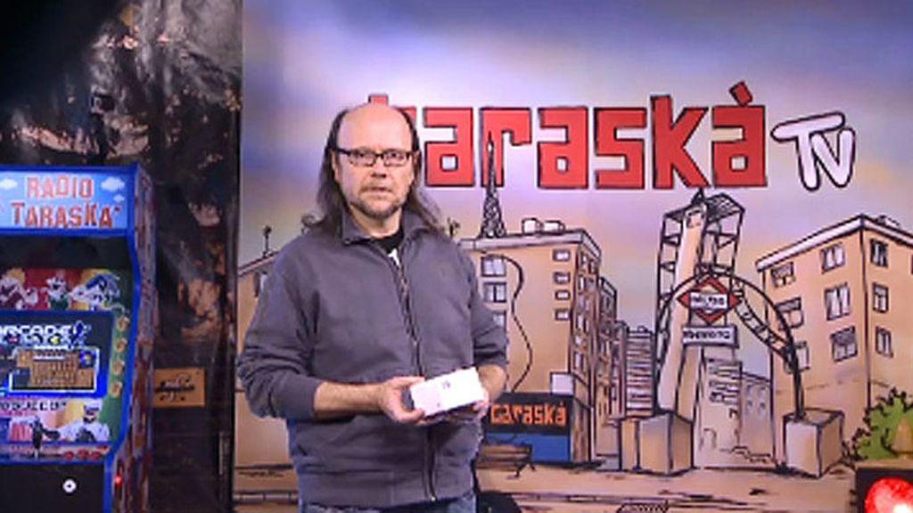 El Langui deja solo a Santiago Segura en 'Taraská TV'