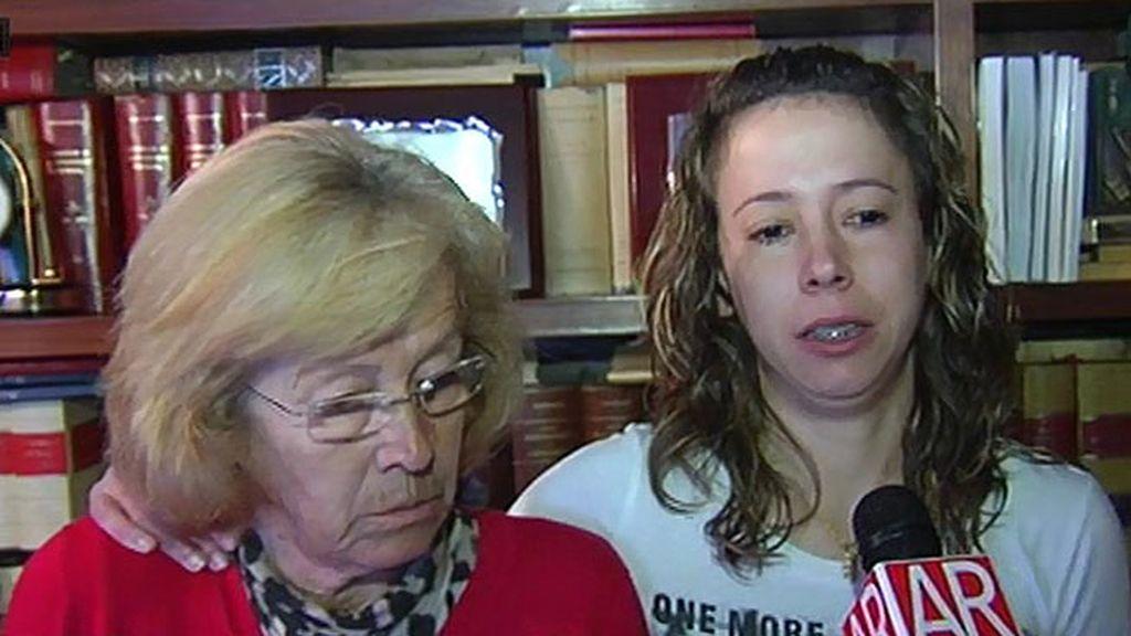 """Verónica: """"Mi madre está enferma y queremos que le concedan el indulto"""""""