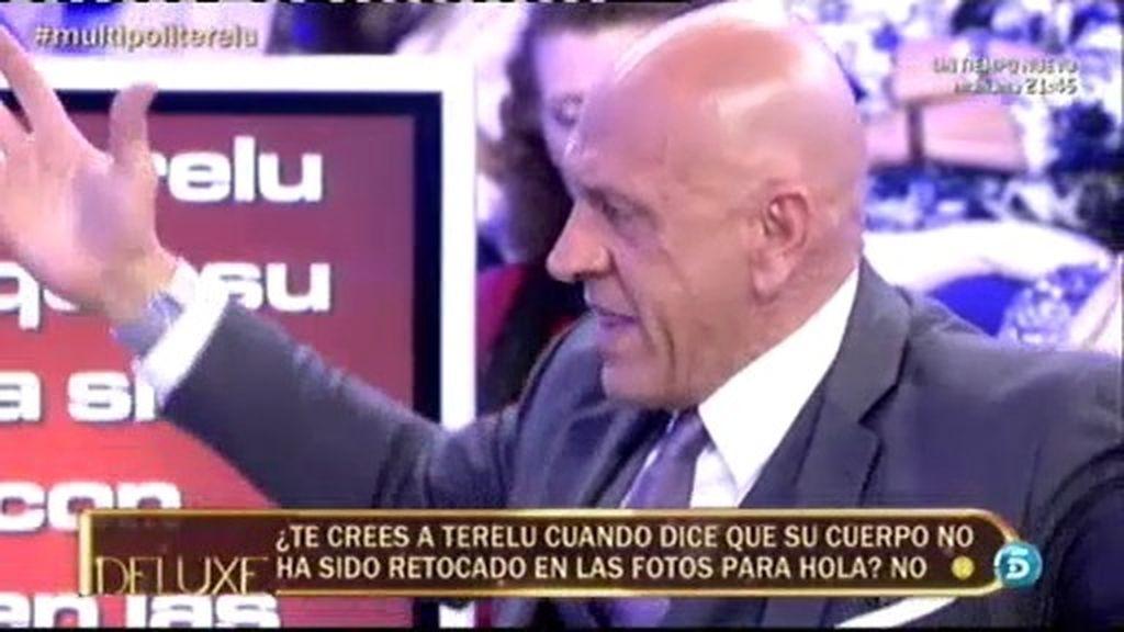 "Kiko Matamoros: ""¡La portada de Terelu en 'Hola' es una estafa!"""