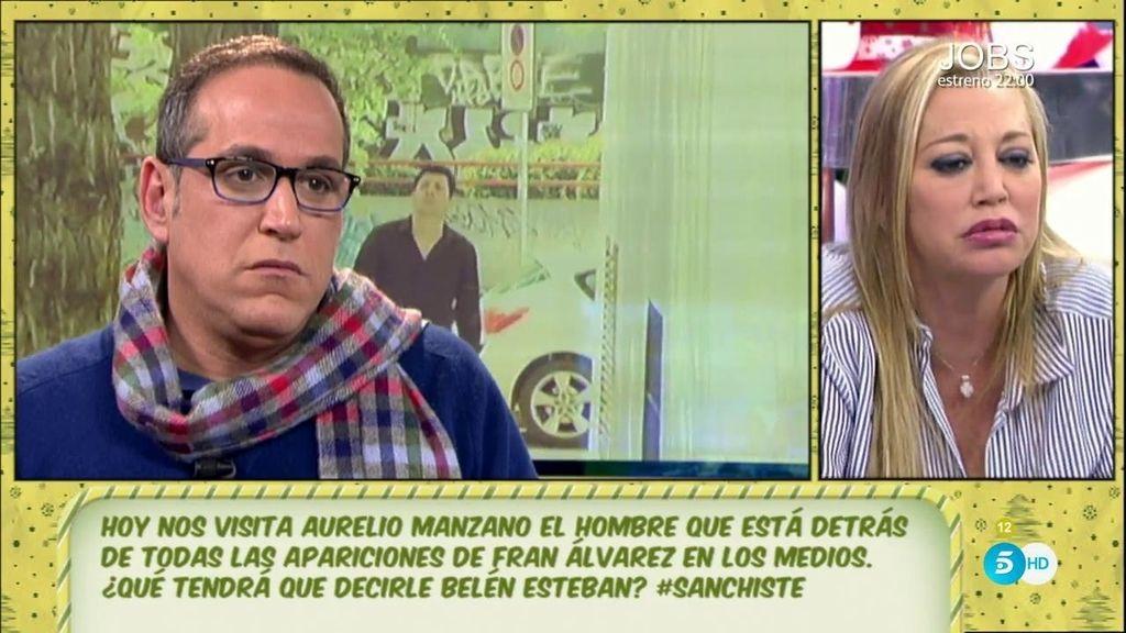 """¿Se ha quitado ya Fran Álvarez el tatuaje de """"Belén"""" de cuando estaban casados?"""
