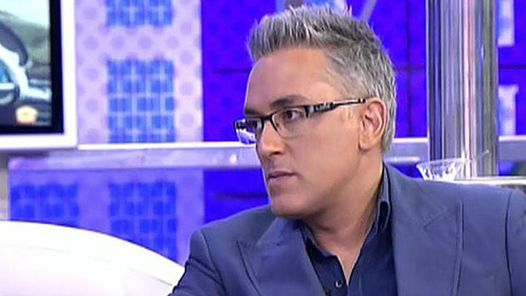 """Kiko Hernández: """"Carmen Gahona ha hablado de Manuel Cortés en 'Lecturas"""""""