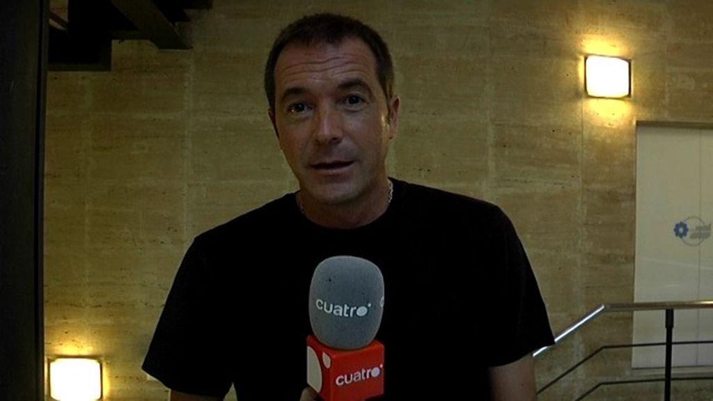 """Manu Carreño: """"Yo rotaría la final de Copa cada año entre el Bernabéu y el Camp Nou"""""""