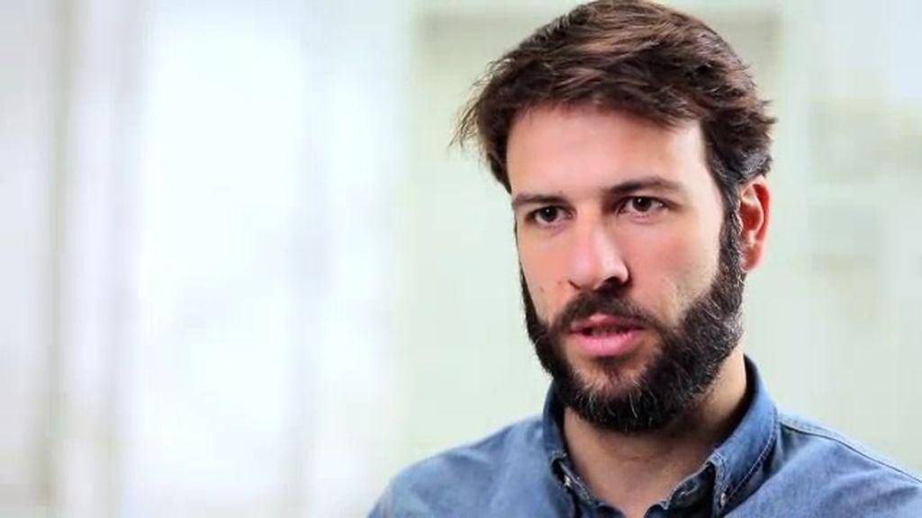 """Pablo Sobrino: """"A base de trabajo y esfuerzo hemos cumplido nuestros sueños"""""""