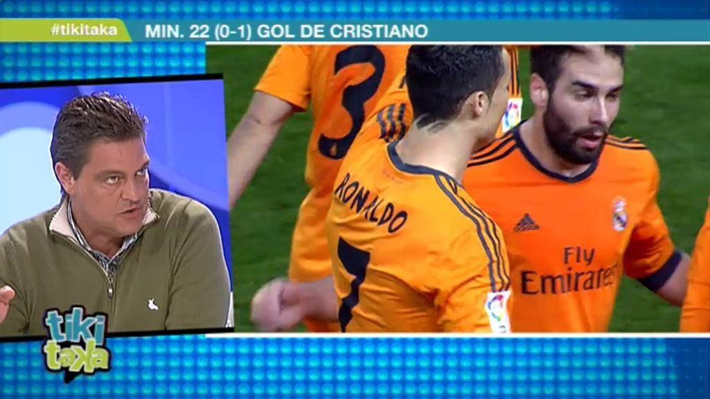 """Joaquín Maroto: """"El Madrid tiene a los dos mejores en lo suyo: Cristiano y Ancelotti"""""""