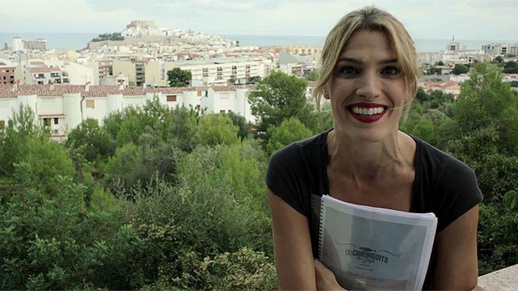 Laura Sánchez interpreta a Alicia en 'Chiringuito de Pepe'