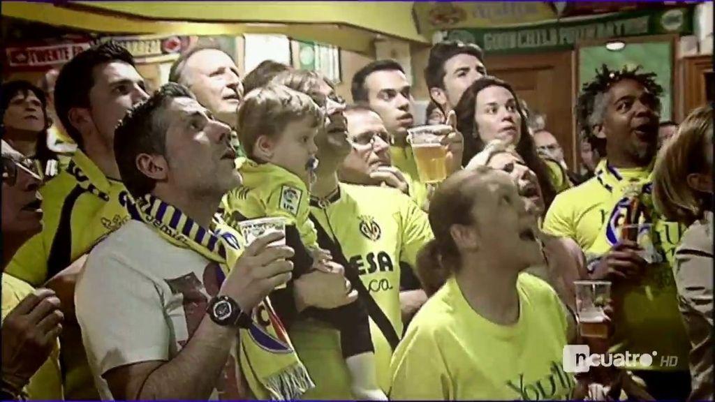 Tristeza en el Villarreal pero agradecimiento a los jugadores y afición por el esfuerzo