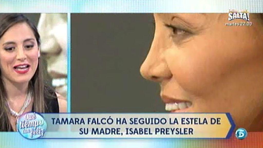 """Tamara Falcó: """"Mucha gente se ha metido con mi forma de hablar"""""""