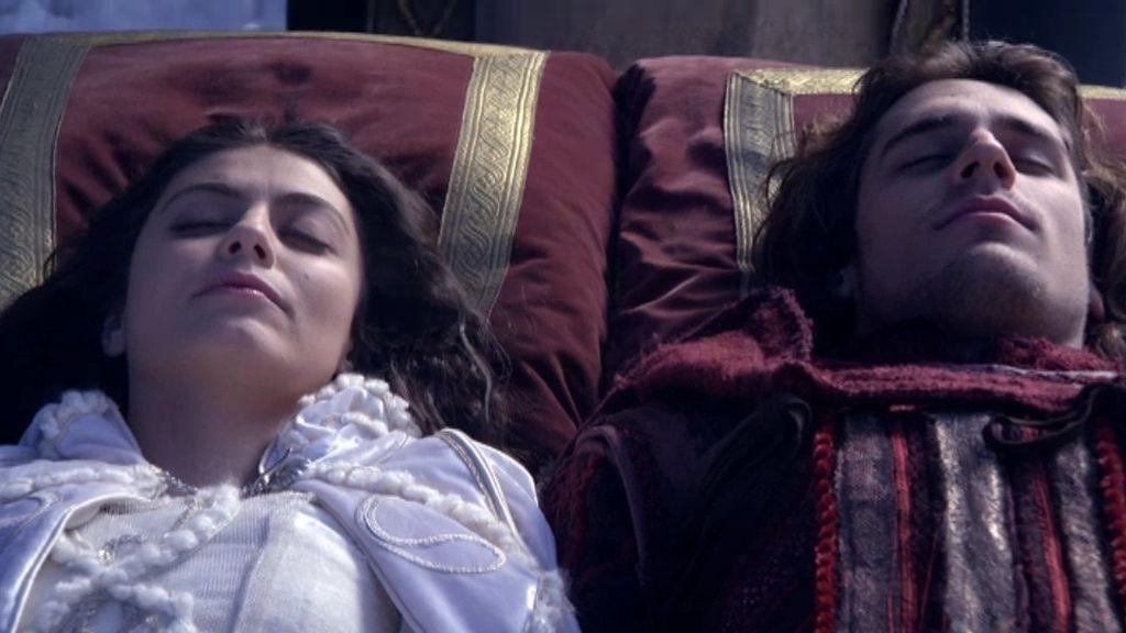 El trágico final de Romeo y Julieta