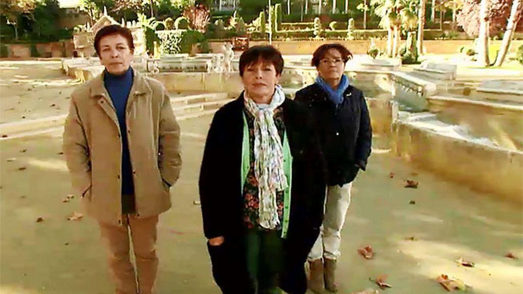 Victoria, Remedios y Rafi quieren relanzar el turrolate, un dulce artesanal de Priego