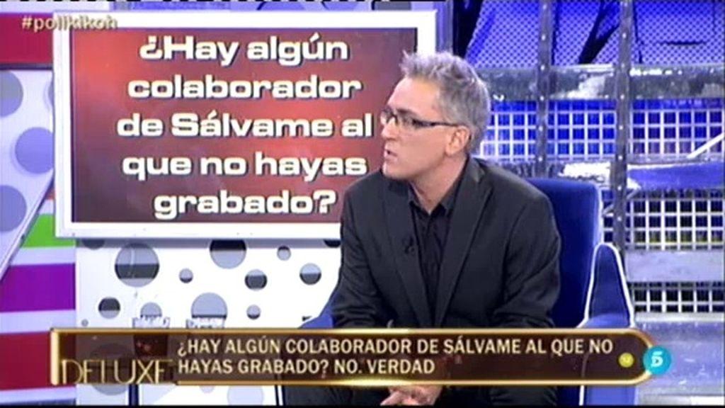 """Kiko Hernández: """"No hay ningún colaborador al que no haya grabado"""""""