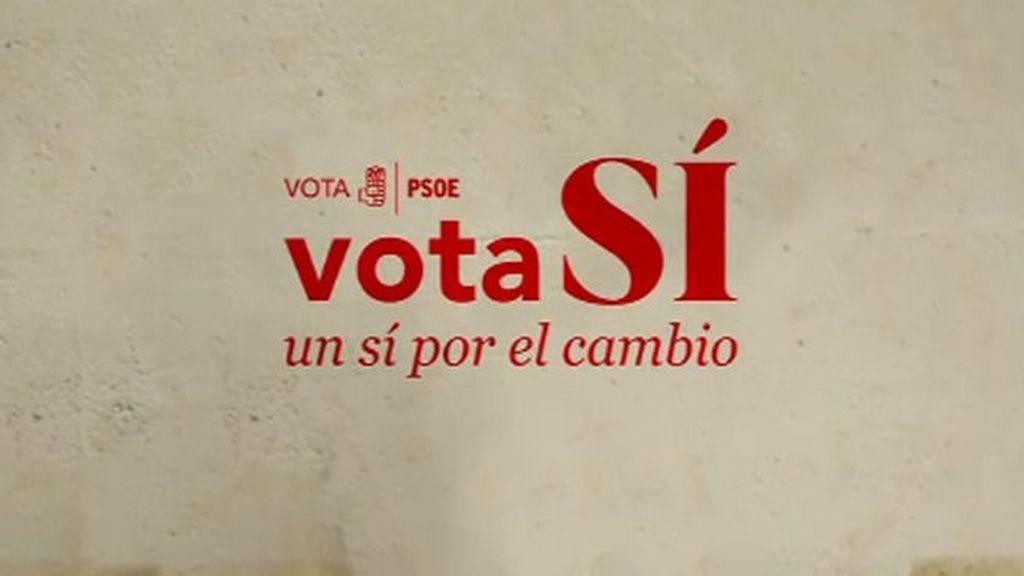 'Vamos a decir sí', el vídeo de campaña electoral del PSOE por el cambio