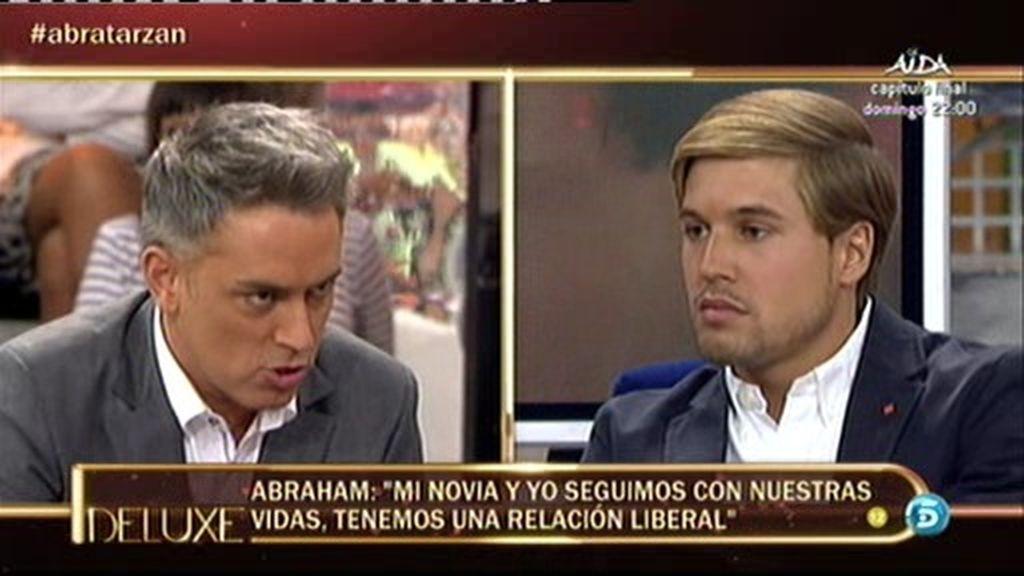 """Kiko Hernández: """"Tu novia ha estado con otro mientras concursabas en 'Supervivientes'"""