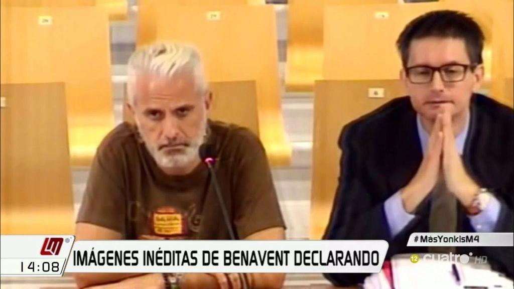 """Joaquín Bosch, sobre las confesiones de Benavent: """"Pueden ser pruebas contra el PP en futuras condenas"""""""