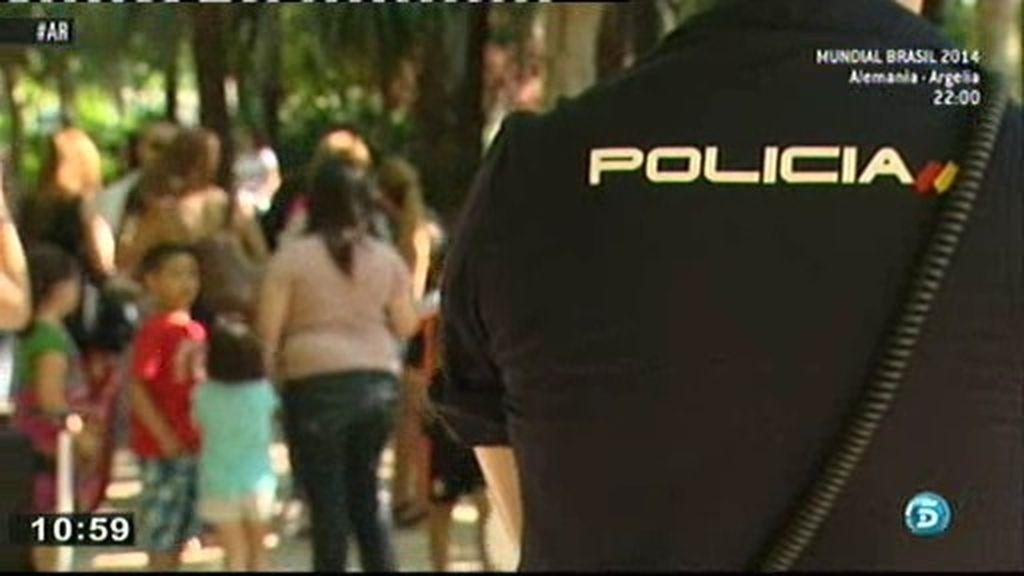 Según la policía, el pederasta de Ciudad Lineal es un hombre casado y con trabajo