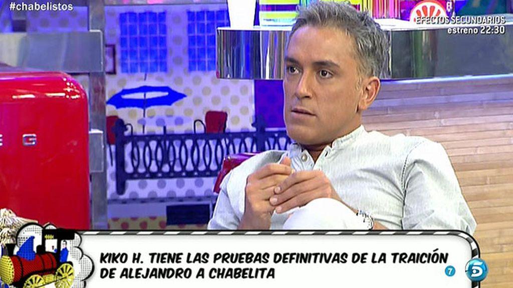 Sema se refiere a Chabelita como 'La Machu', según Kiko Hernández