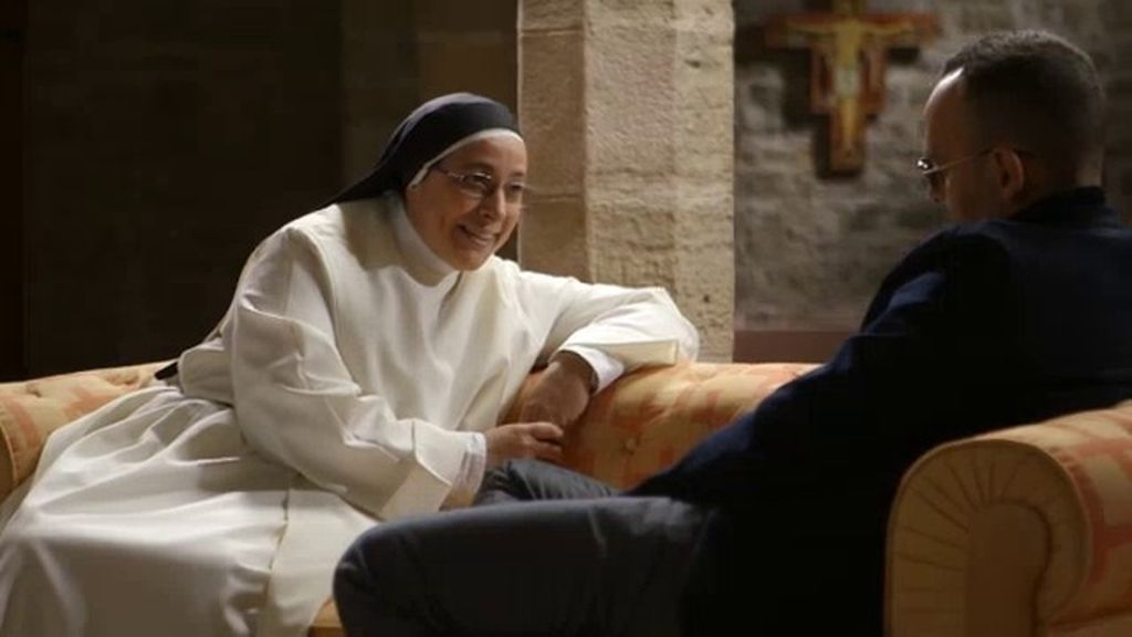 """Sor Lucía Caram: """"Creo que Francisco nos trae un poco de esperanza"""""""