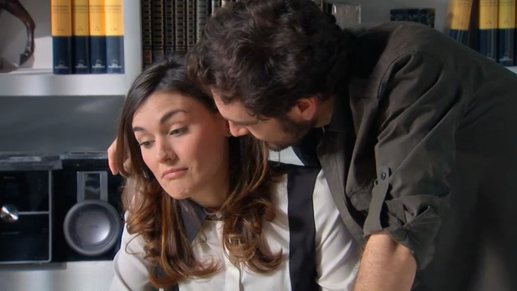 """Natalia deja a Sergio: """"Quiero que nos demos un tiempo porque necesito pensar"""""""