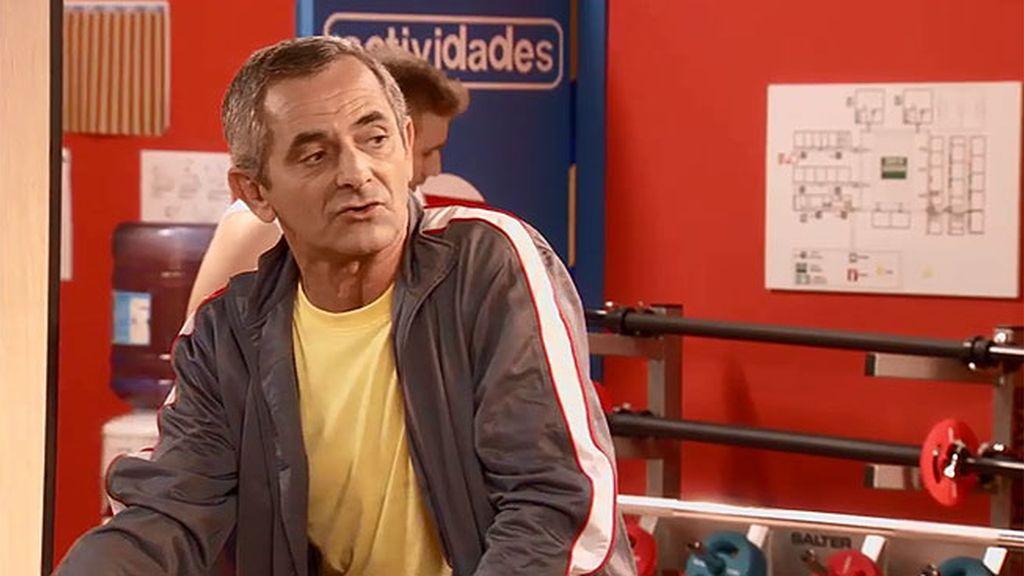 Perico, el 'tontolaba' de 'Gym Tony'