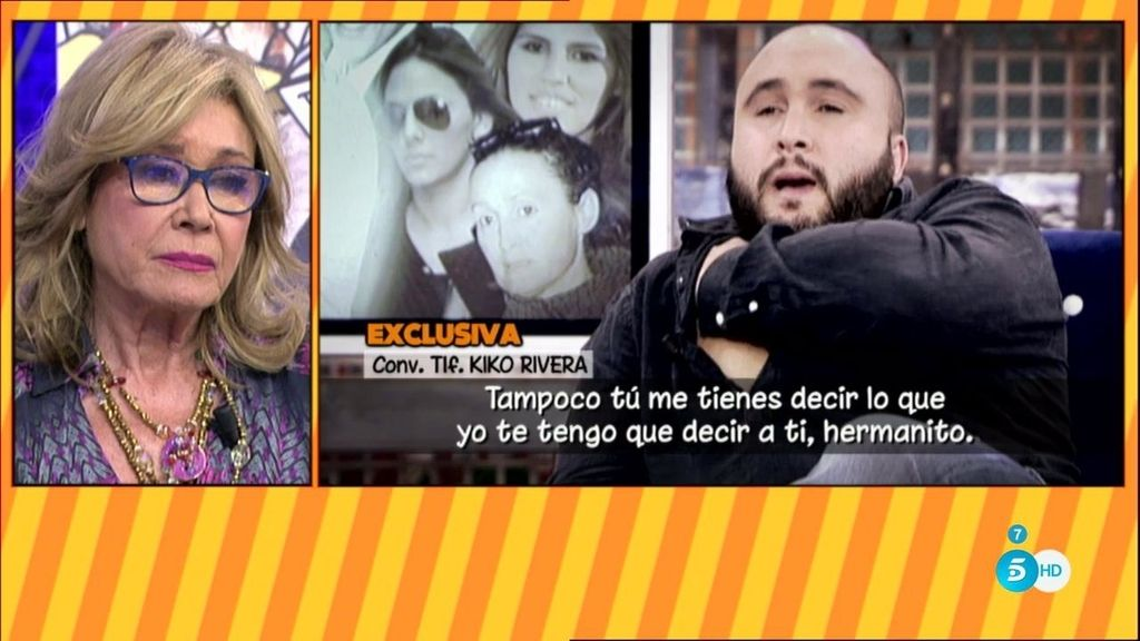 """EXCLUSIVA. Kiko Rivera ataca a Sálvame: """"Vais a hacer daño de manera gratuita"""""""