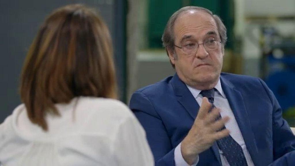"Gabilondo: ""Iñaki debe meterse con papel albal al frigorífico porque está maravilloso"""