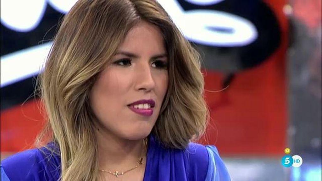 """Isa Pantoja: """"¿La prensa me trata mejor que a otros? será porque yo no busco guerra"""""""