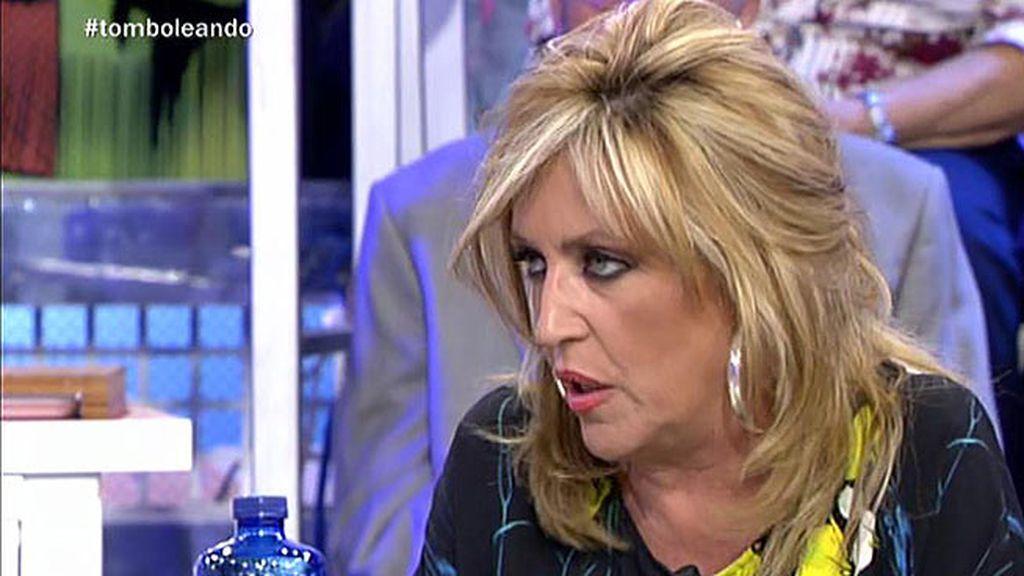 """Lydia, sobre Jimmy Giménez Arnau: """"Él y yo nos llevamos de locura en 'Tómbola"""""""
