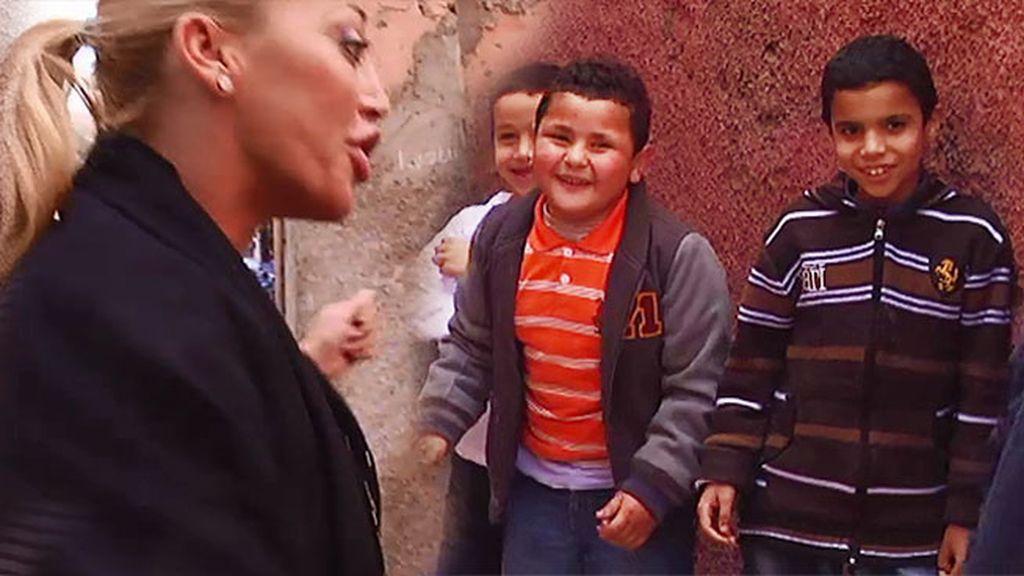 Belén baila con los niños el 'Ai se eu te pego' de Michel Teló